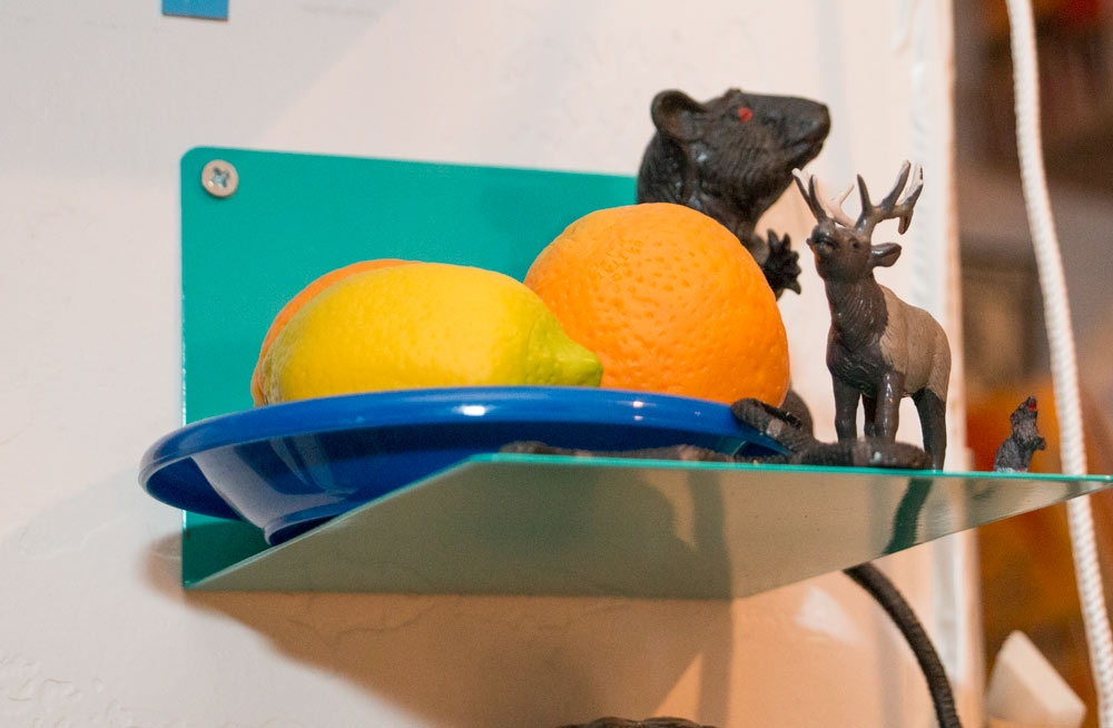 Still Life with Rubber Rat