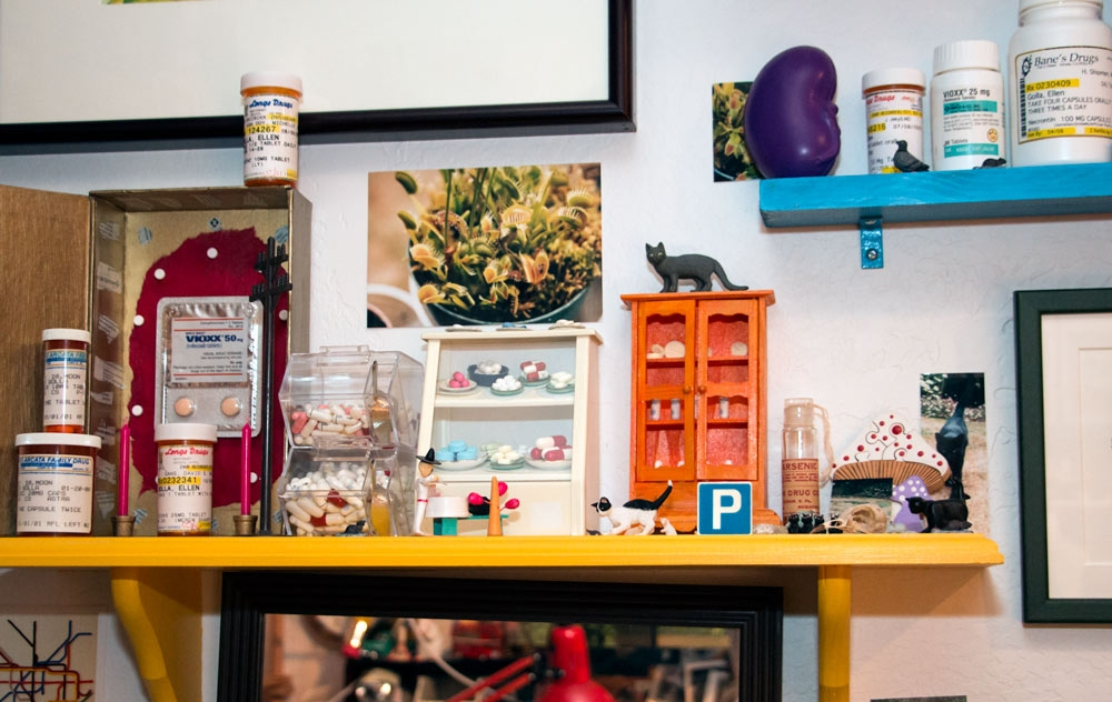Pharma and other Stuff Shelf