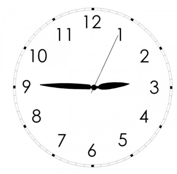 Clock-first version