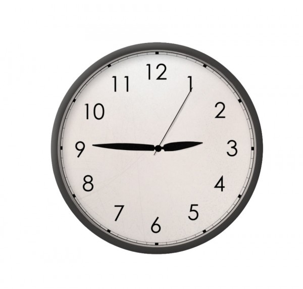 Clock for Poison