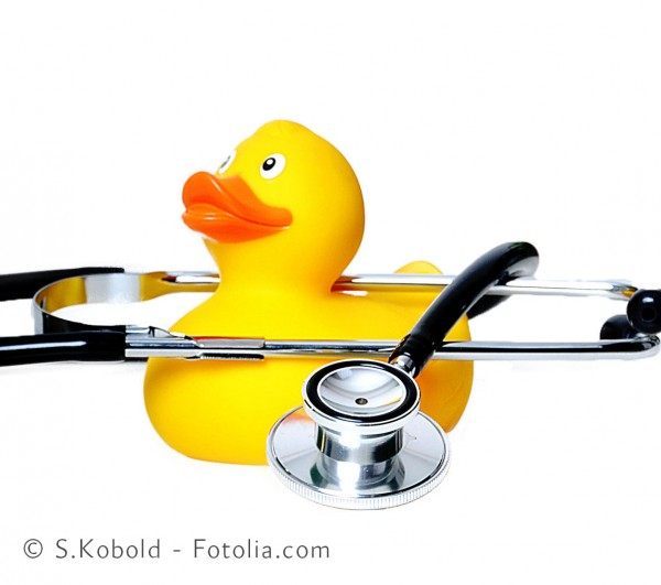 Duck-with-stethoscope
